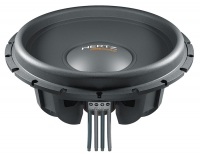 Equipage mobile subwoofer Hertz SPL MONSTER diam 380