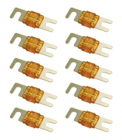 Lot de 10 fusibles AFS 30 amp