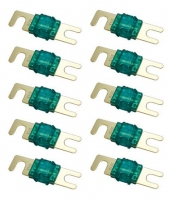 Lot de 10 fusibles AFS 40 amp